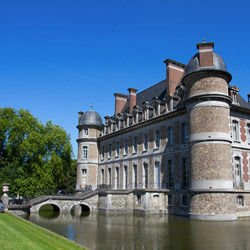 Birmingham - Beloeil Castle - Chateau de Beloeil