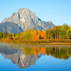 Grand Teton National Park -  Mount Moran