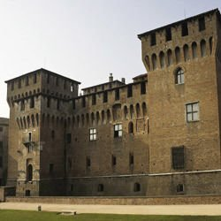 Island of Java - San Giorgio of Mantua castle