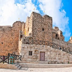 Sightseeing in Istanbul - Ajloun Fortress