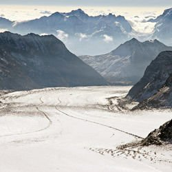 Royal Palace - Aletsch Glacier