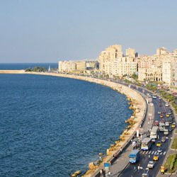 Online Travel Guide - Alexandria