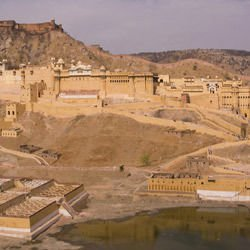 - Amber Fort