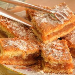 Cakes with Semolina