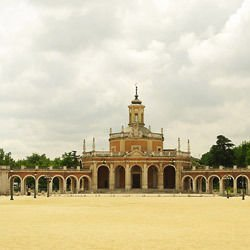 Colorado River - Royal Palace of Aranjuez