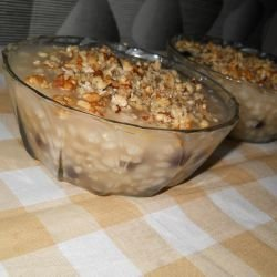 Ashure with Walnuts and Raisins