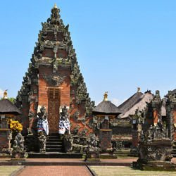 Island thousand temples -  Temples of Bali