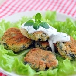 Baked Parsley Meatballs
