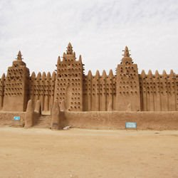 Palace Madrid - Djenne