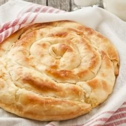 Homemade Cheese Pastry with Yeast
