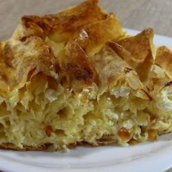 Extravagant Spiral Phyllo Pastry