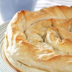 Apple Strudel with Ready-Made Phyllo Pastry