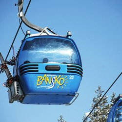 Falling prices of the ski pass in Bansko