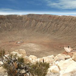 Ballygally - Barringer Crater