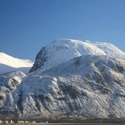 Churches, Cathedrals and Temples - Ben Nevis