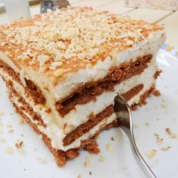Uniquely Delicious Biscuit Cake