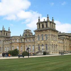 World's castles , Page 5 -  Blenheim Palace