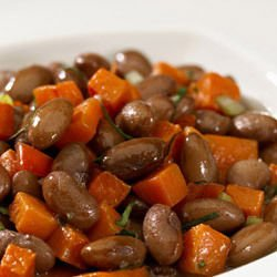 Bean and Carrot Salad