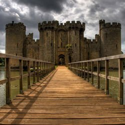 Natural Phenomena - Bodiam Castle