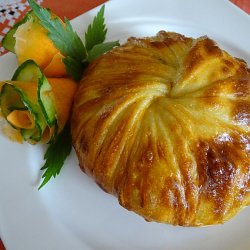 Bohcha with Phyllo Pastry Sheets
