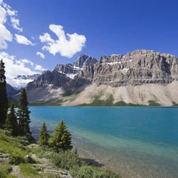 Chateau der Sully - Bow Lake