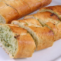 Bread with Onions and Olives