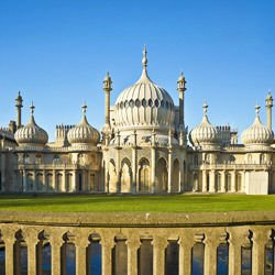 Royal Pavilion Brighton -  Royal Pavilion in Brighton