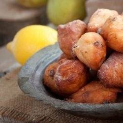 Yeast Fritters