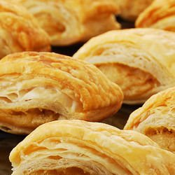 lots of puff pastry