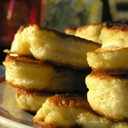 Cheese Buns with Eggs