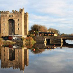 Online Travel Guide - Bunratty Castle