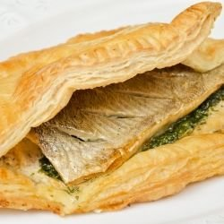 Puff Pastry Fish
