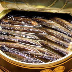 Marinated Sprat and Mackerel