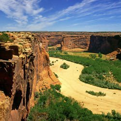 Ruthin castle - Canyon de Chelly