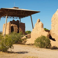 Sanctuaries - Casa Grande Ruins National Monument