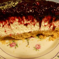 The Tastiest Cheesecake without Baking or Gelatin