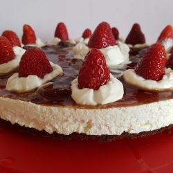 Cheesecake with Cream Cheese