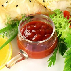 Spicy Homemade Ketchup