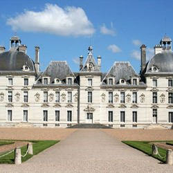 Loire Valley Castles -  Cheverny Castle - Chateau de Cheverny
