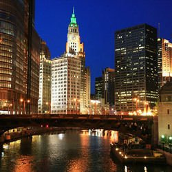 Online Travel Guide - Chicago