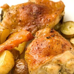 Turkey with Vegetables