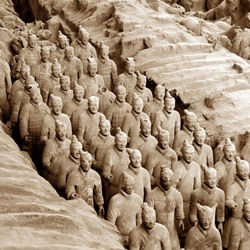 China -  Terracotta Army
