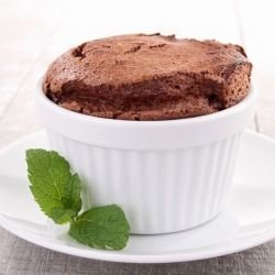 Magnificent Chocolate Souffle