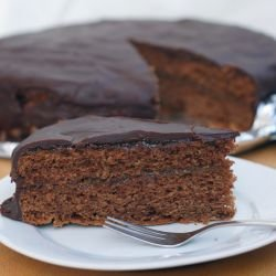Sacher Cake - Original Recipe