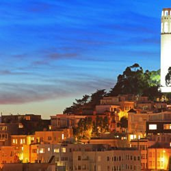 South Wales - Coit Tower
