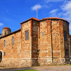 Wonders of the world - Colchester Castle