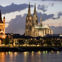 Colorado River - Cologne Cathedral