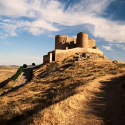 Spain -  Consuegra Castle