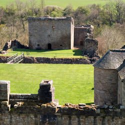 Samuil Fortress history - Craignethan Castle