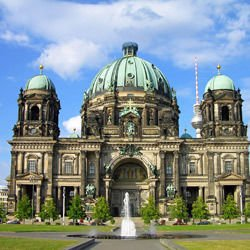 Loire valley - Berlin Cathedral - Berliner Dom